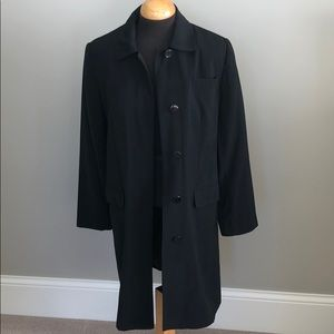 Gallery jacket size sm no lining